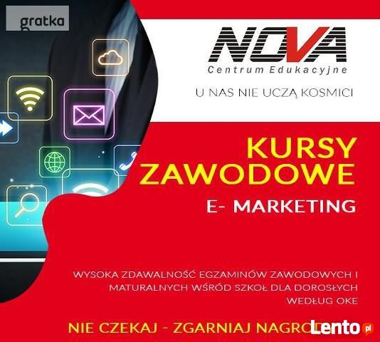 KURS E-MARKETING - Gliwice