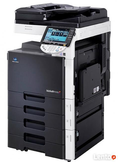 Kserokopiarka, drukarka skaner A4/ A3, sieć, usb, kolor Gwar