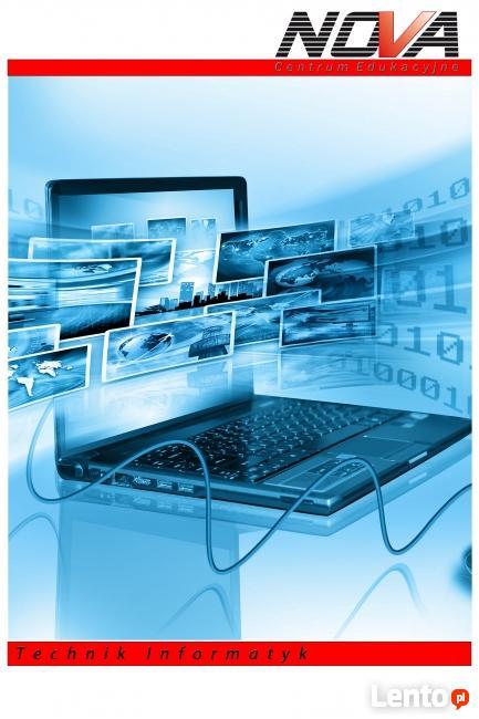 Centrum Edukacyjne NOVA - Technik informatyk Ozł