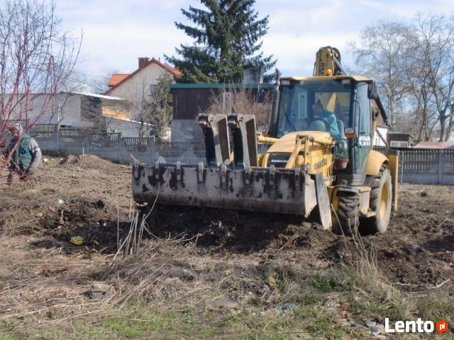 Porządkowanie działek Lublin i okolice