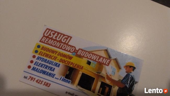 zagranica -Hydraulik Elektryk remonty mieszkań