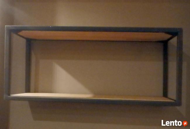 Półka loftowa