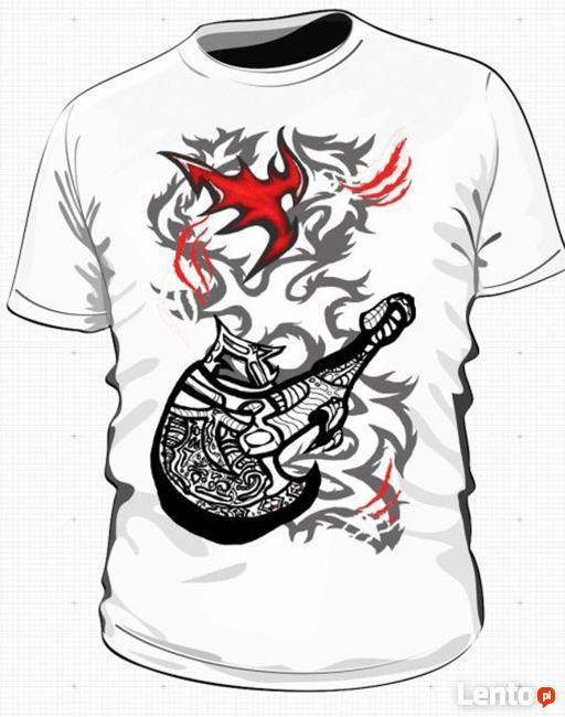 3dc1e59fd Koszulki T-shirty Patxshirt z grafikami cała Polska Kraków