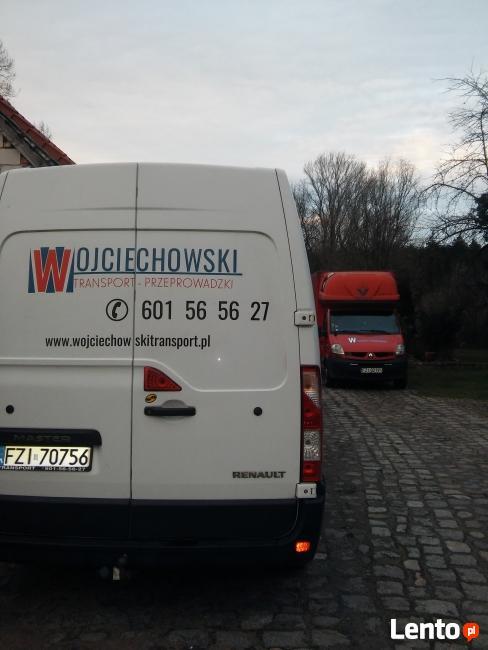 Transport 24/7 Przeprowadzki -Wojciechowski- Zielona Góra