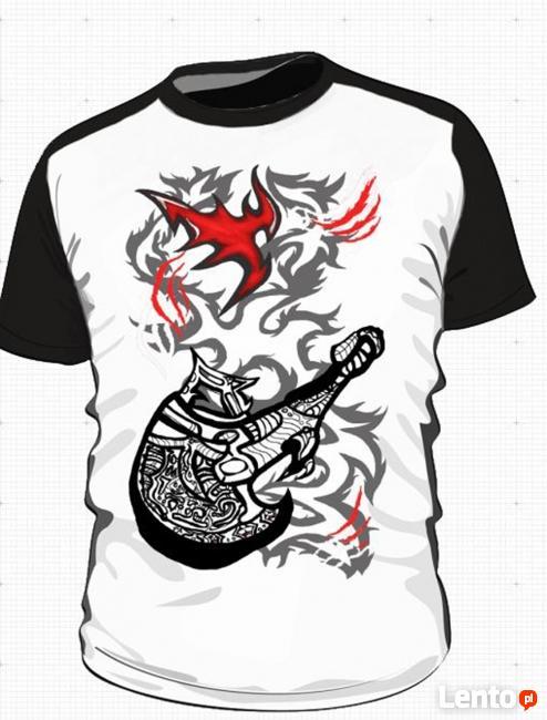 9301ebc01 ... Koszulki T-shirty Patxshirt z grafikami cała Polska ...