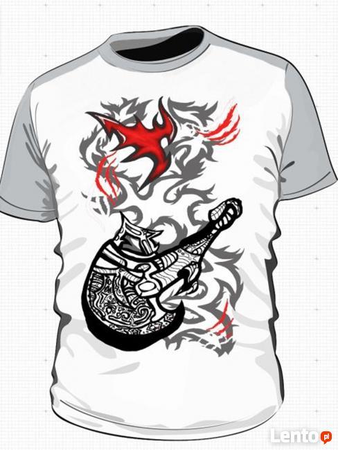 Koszulki T-shirty Patxshirt z grafikami cała Polska