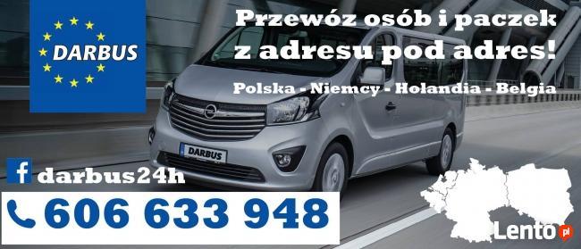 BUSY do Niemiec i Polski z Adresu pod Adres.