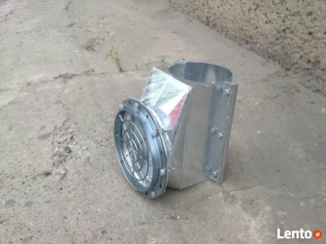 przenośnik PS160,sonda temperatury ziarna do silosów