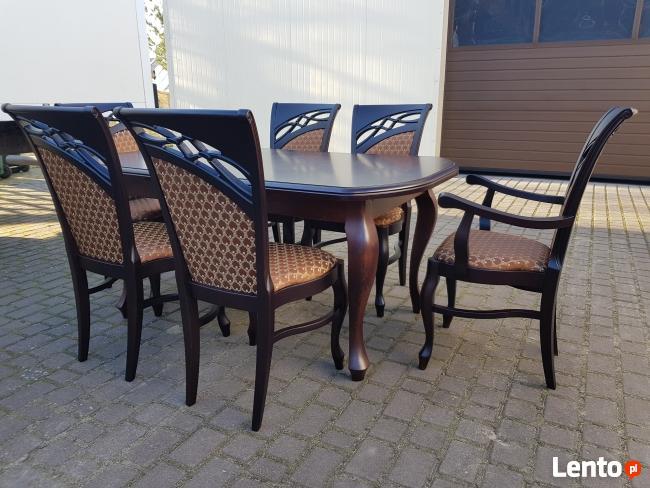 Krzesło tapicerowane do salonu jadalni restauracji Nowe