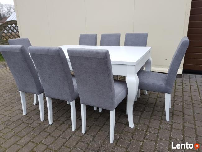 Krzesło nowoczesne tapicerowane do salonu jadalni restauracj