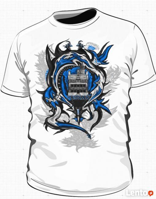 Koszulki T-shirty Patxgraphic z nietypowymi grafikami
