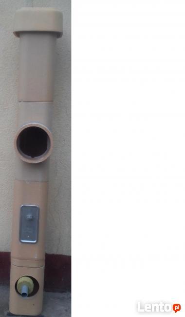 Tylko na zewnątrz Wkłady przewody kominowe ceramiczne 180x180x500 wkład komina BD12