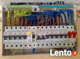 Elektryk, instalacje elektryczne, Złota Rączka