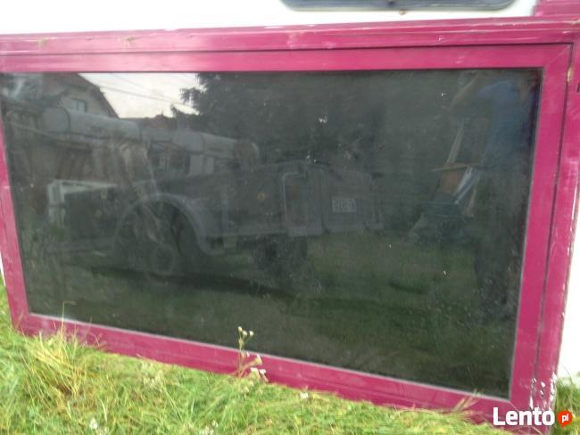 DRZWI ALUMINIOWE 123 cm x 216 cm - tylko za 595 zł