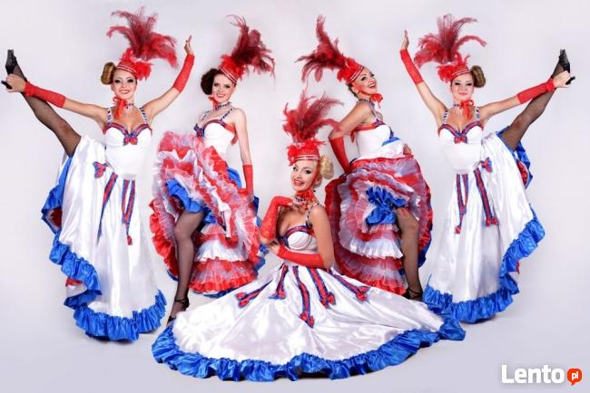 Tancerki katowice samba katowice kankan pokaz tańca katowice