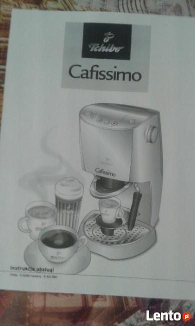 Ekspres do kawy na kapsulki Thibo cafissimo