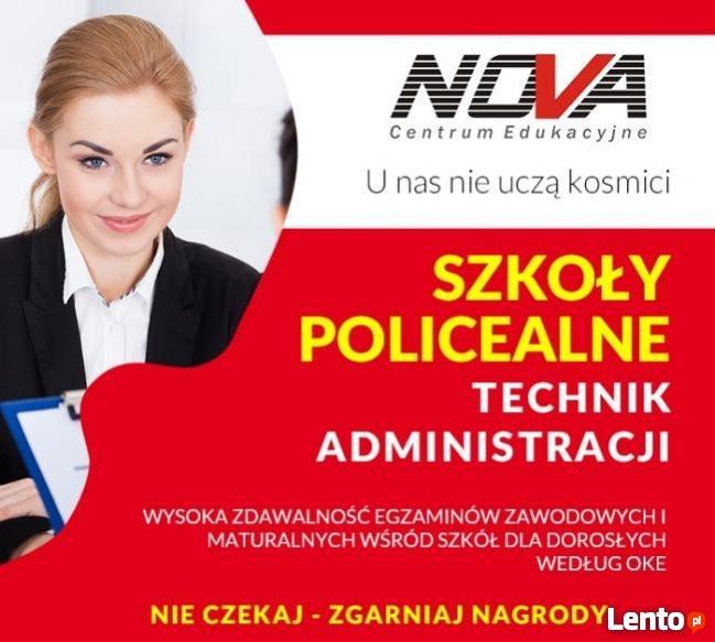 CE Nova Technik Administracji Czesne 0 zł