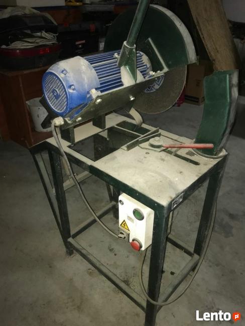 Maszyna do cięcia stali