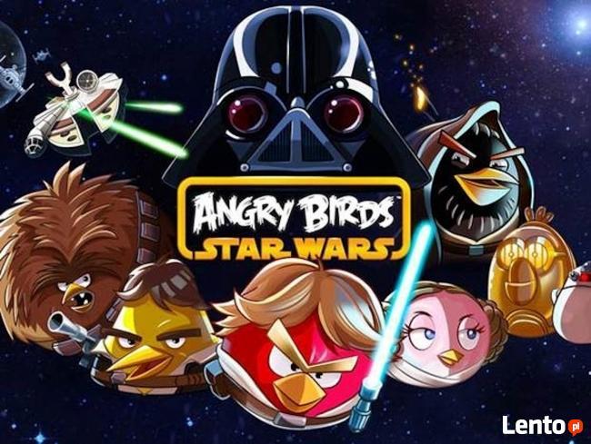 Angry Birds Star Wars Interaktywna Wyrzutnia