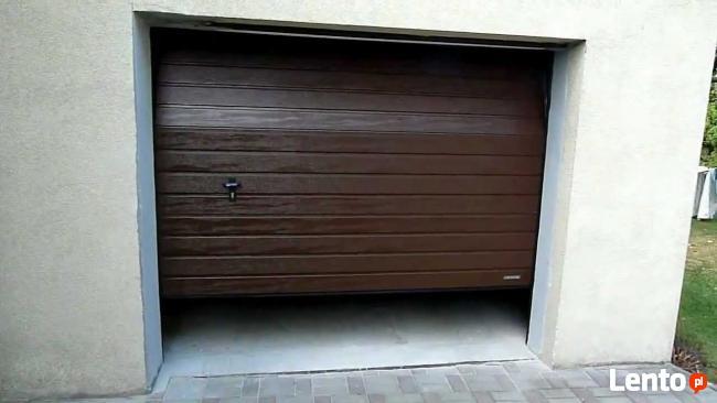 Bramy garażowe drzwi