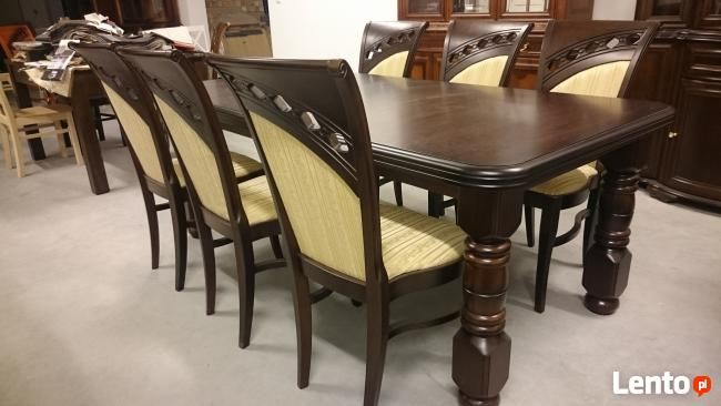 Krzesło Tapicerowane Wygodne Do Salonu Jadalni Restauracji Częstochowa
