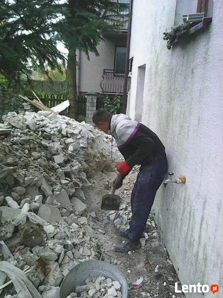 Opróżnianie mieszkań sprzątanie piwnic wywóz mebli Warszawa