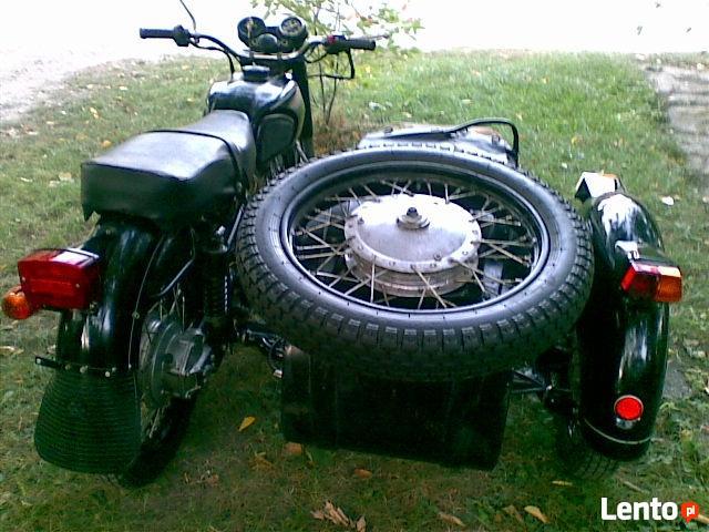 Ukraina. Sprzedam, wymienie motocykle Ural, Dniepr, Woschod