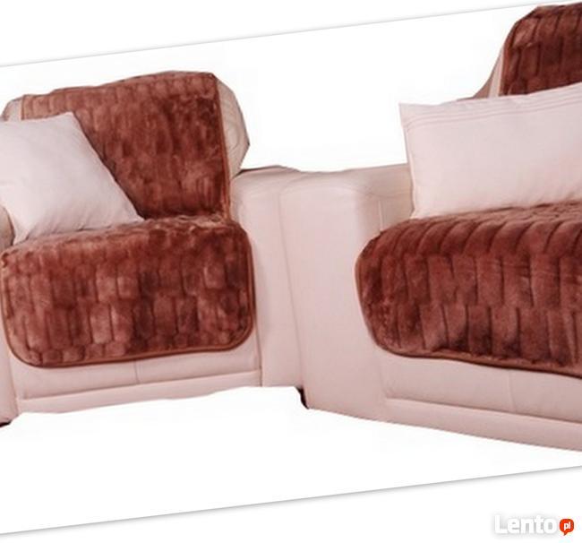 Narzuta Narzuty Na Sofę Kanapę I Fotele Komplet Narzut Miś