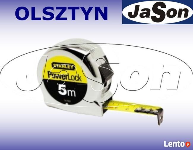 Miara zwijana 19mm, 5m, stalowa STANLEY MicroPowerlock 33-55