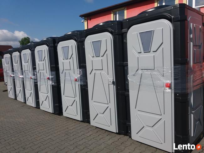 Toaleta przenośna n działkę budowę nie TOJ TOJ
