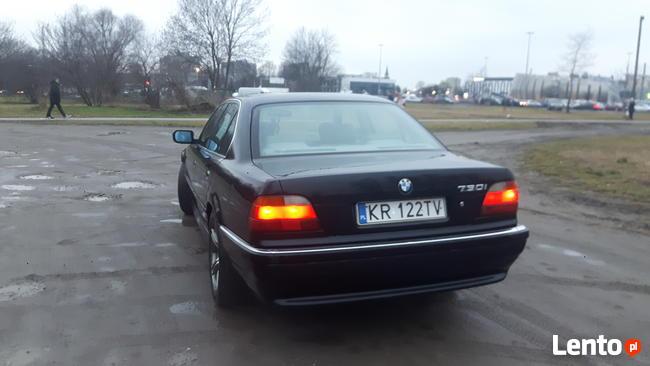 BMW 730i E38 218PS Klasyk