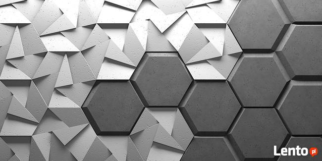 Panele ścienne 3D ZARIA - producent ZICARO.