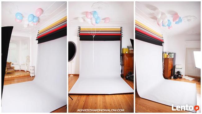 Wynajem studia fotograficznego w Centrum Poznania