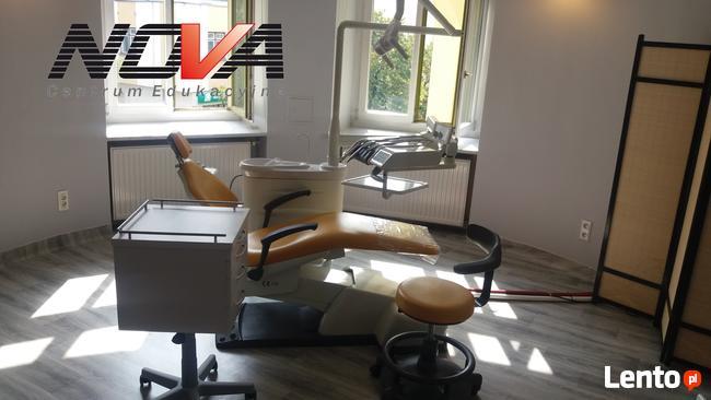 Sala stomatologiczna wraz z częścią wykładową do wynajęcia
