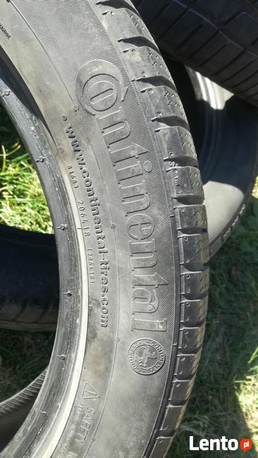 Archiwalne 22550 R18 Continental 4 X Opony Zimowe Grybów