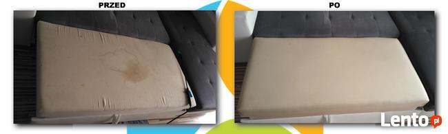 Pranie dywanów tapicerki meblowej samochodowej skórzanej myj