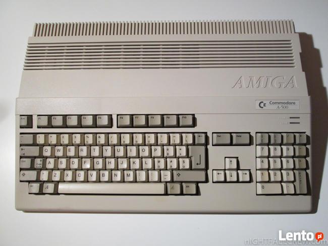 Amiga 500, 600, 1200 - Gry