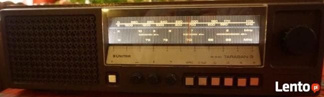 Radio Unitra R-510 Taraban 3 antyk zabytek kolekcjonerskie