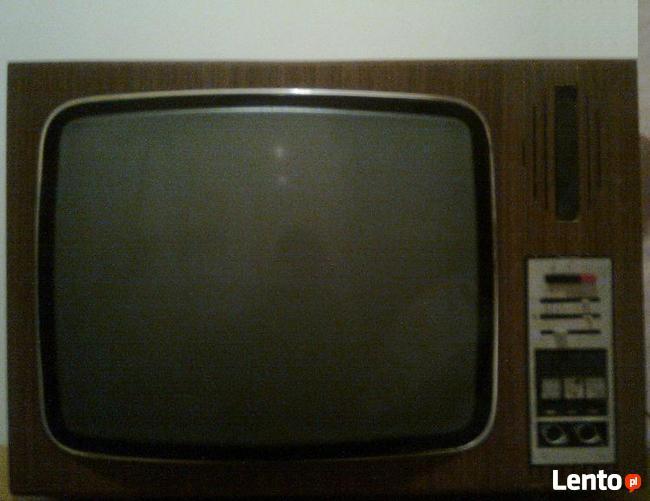Telewizor Neptun 424 antyk zabytek