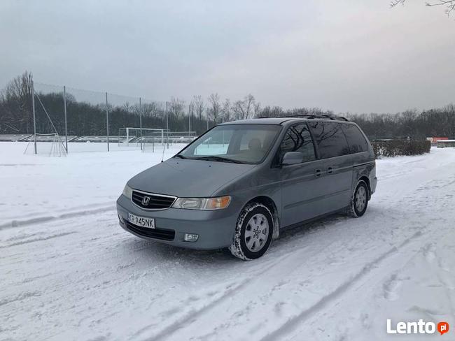 Honda Odyssey 2002 +lpg