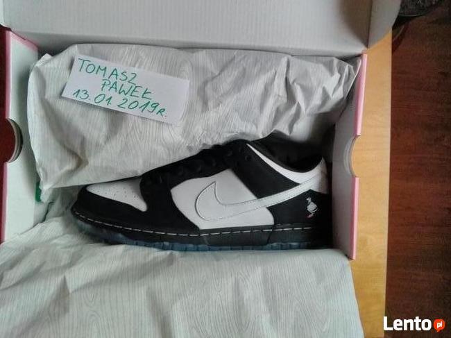 Nike SB Dunk Low 'Panda Pigeon ' BV1310 013 r. eur 42,5 i 42