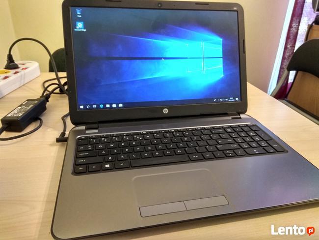 LAPTOP HP 250 G3/ 4GB 500GB Windows10. Szybki !!!