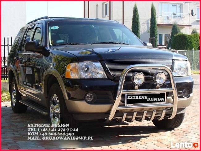 Orurowanie FORD TRANSI KUGA F150