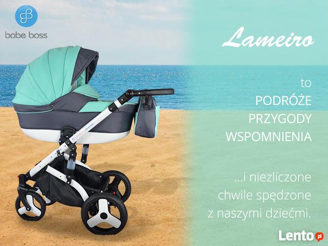 Wózek Dziecięcy Lameiro 3w1 Babeboss Wózki Dziecięce