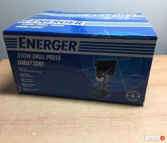 ENERGER Wiertarka Stołowa Słupowa 350 Wat ENB672DBT