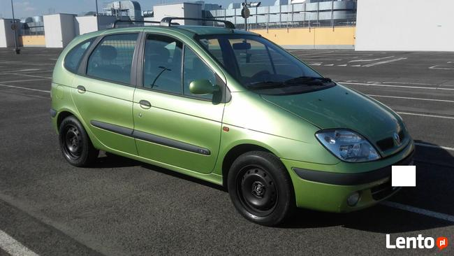 Renault Megane Scenic 1. KA