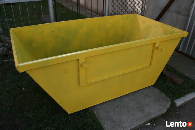 WYWÓZ ODPADÓW gruzu, śmieci i toalety przenośne w Poznaniu.