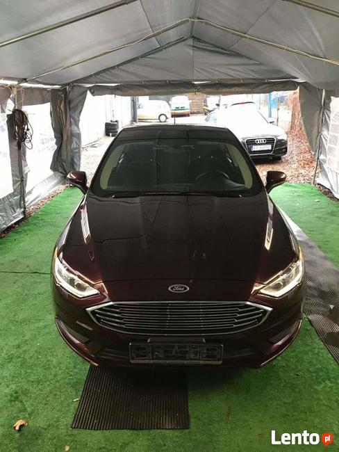 Ford Fusion Mondeo mk5