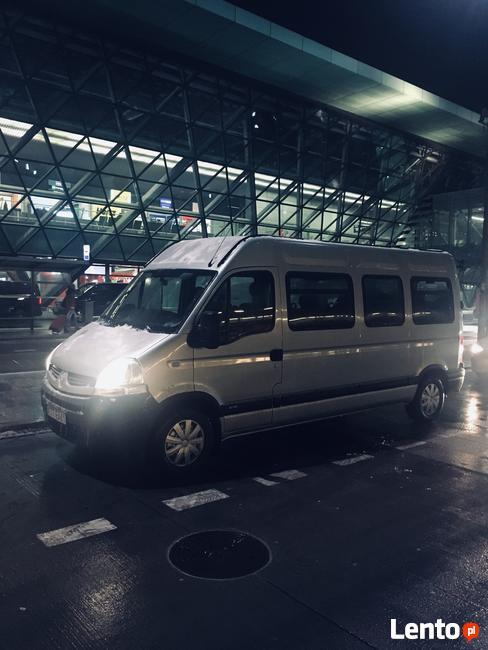 Przewóz osób , Taxi , Transfery lotniskowe , Wynajem Busów