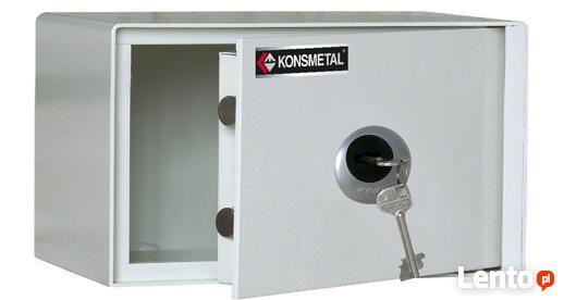 Sejf domowy Koliber 16/S1 Konsmetal